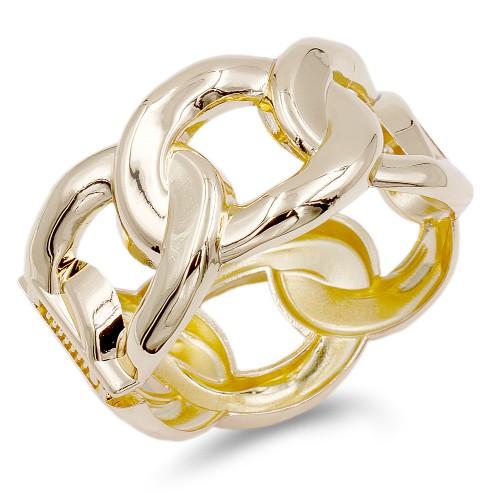 Gold Plated Hinged Bangles